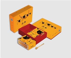 馋猫巢蜜-包装盒设计万博manbetx客户端主页